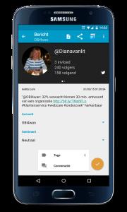 Android app OBI4wan bericht