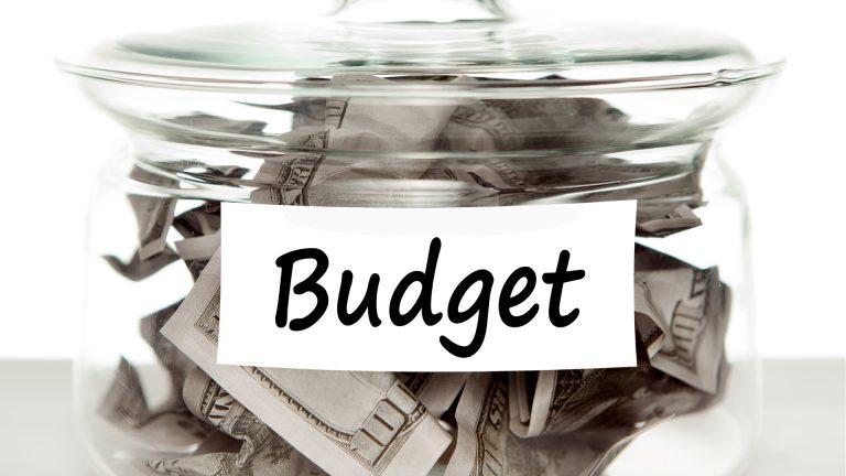 Zorg voor budget